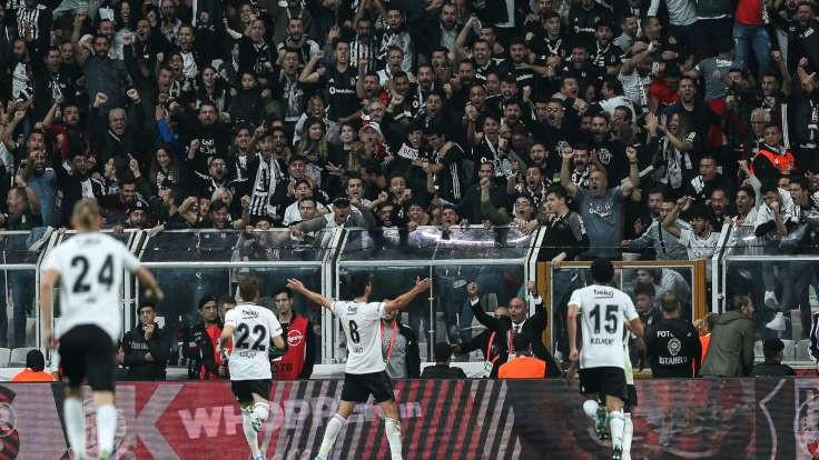 Beşiktaş, Galatasaray'ı Umut'la yendi: 1-0
