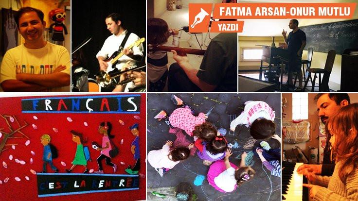 Gurbette yeni akım Amerika 10: Her şey çocuklar için
