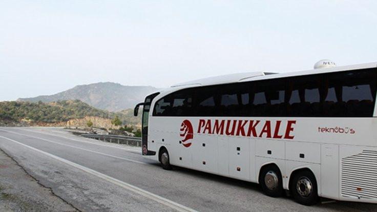 Pamukkale'den yangın açıklaması