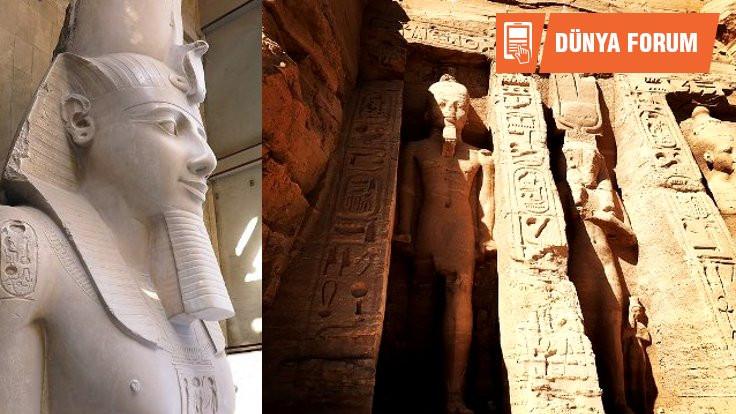 Propaganda sanatının mimarı II. Ramses