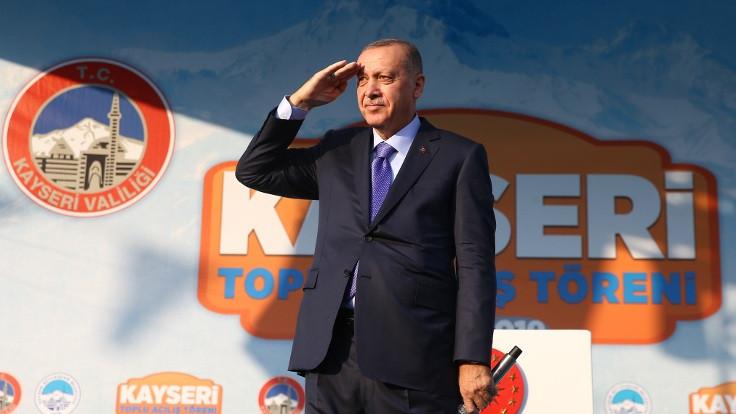 Erdoğan: Putin'le hal çaresi bulmamız lazım