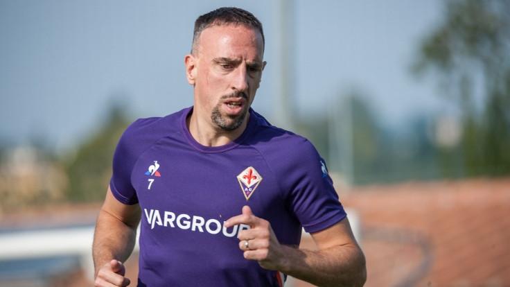 Franck Ribery'ye üç maç ceza