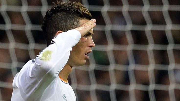 Merih: Ronaldo bana asker selamı verdi