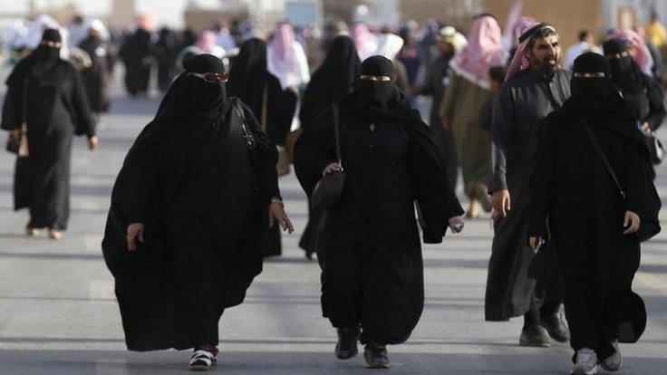 Suudi kadınlar orduya girebilecek