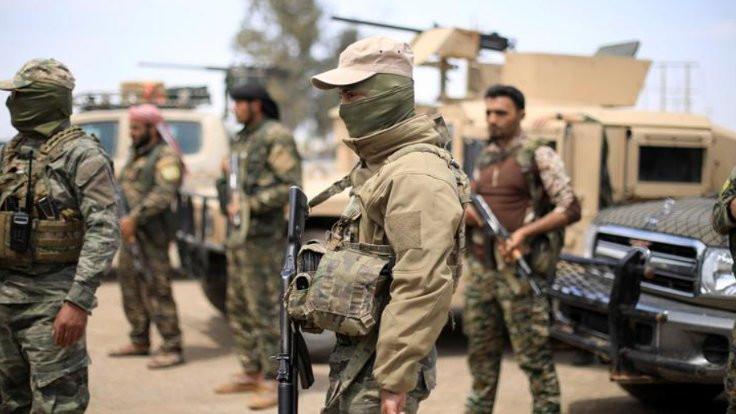 Şam: SDG'nin ABD şirketiyle yaptığı petrol anlaşması yasadışı