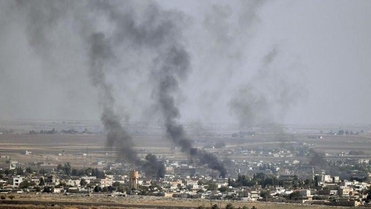 Menbic'de iki asker öldü, 8 yaralı var