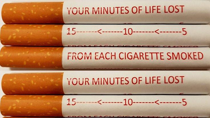 Her sigaraya tek tek uyarı!