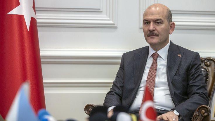 HDP'den Bakan Soylu hakkında suç duyurusu