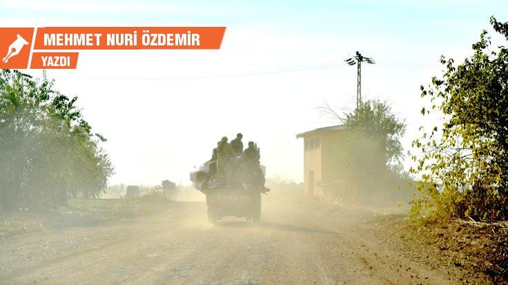 Kürt meselesinde savaş ve barışı izah edememek