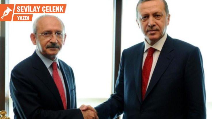 CHP yine AKP ile anlaştı...