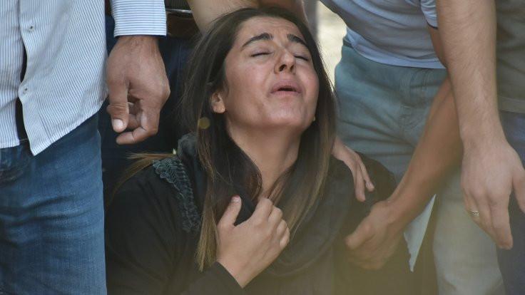 TRT Kurdi çalışanı Demir'in Nusaybin'de yaşamını yitiren babası toprağa verildi