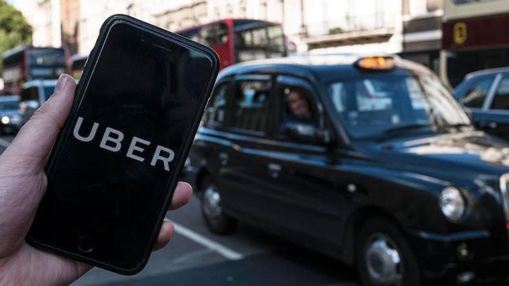 Uber'in faaliyetleri durduruldu