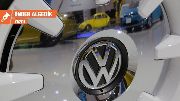 Türkiye'nin Volkswagen skandalı