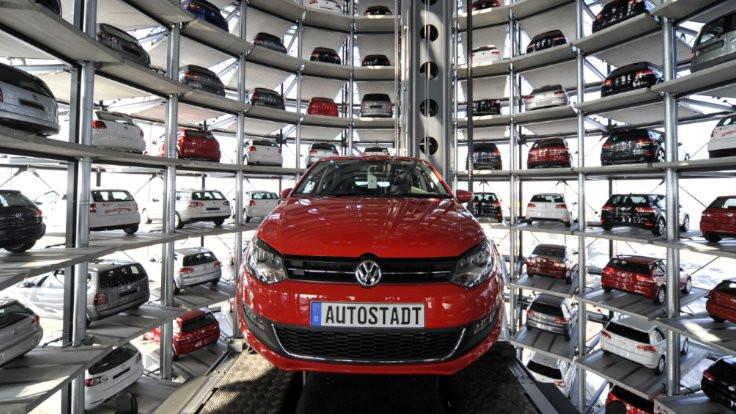 Manisa'da Volkswagen kuruldu