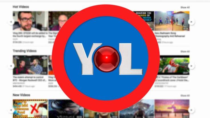 Yol TV Youtube hesabını geri istiyor