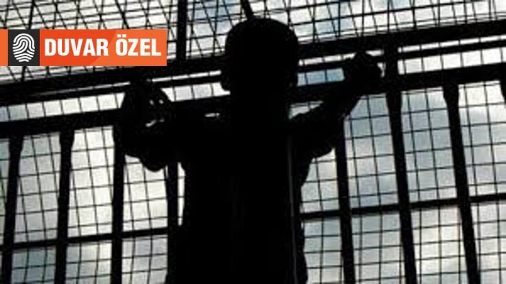 'Mahpus çocuklar yetişkin hapishanelerinde'