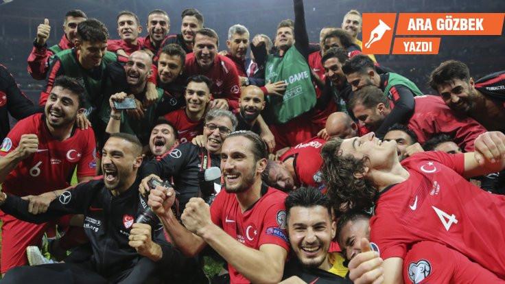 Biz çoktan yola çıktık: EURO 2020