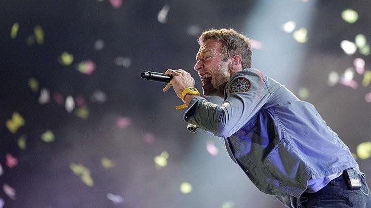 Coldplay, iklim için turneye çıkmayacak