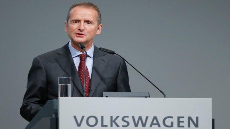 VW CEO'su: Harp meydanının yanına temel atmayacağız