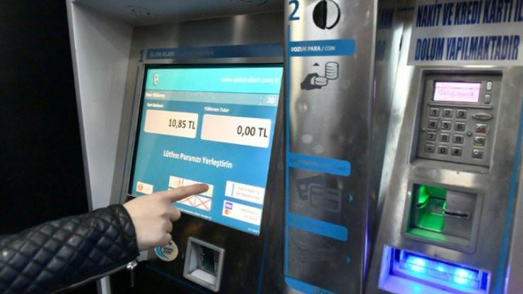 Ankara'da abonman kartta yaş kriteri kalktı