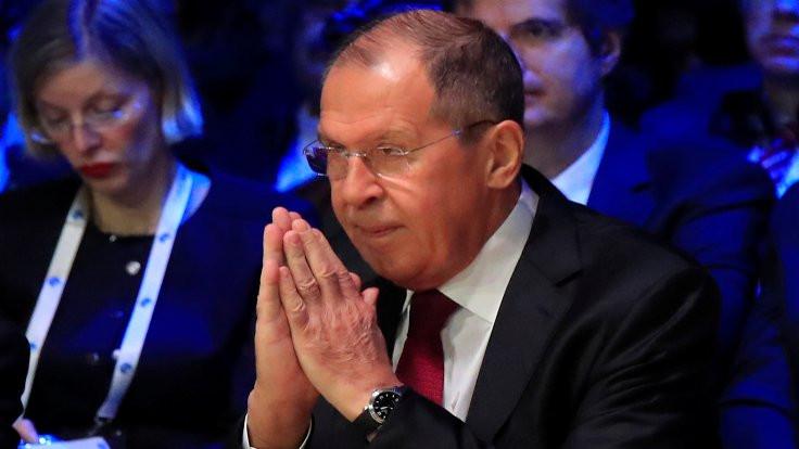 Lavrov: Türkiye yeni harekât planlamıyor