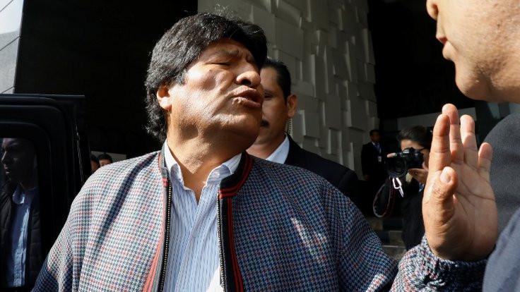 Sosyalistler Morales'i aday göstermeyecek