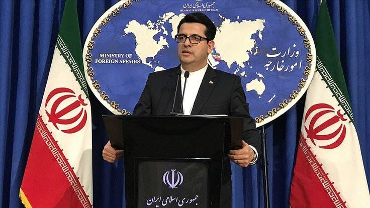 İran'dan tepki: İki yüzlü ve samimiyetsiz