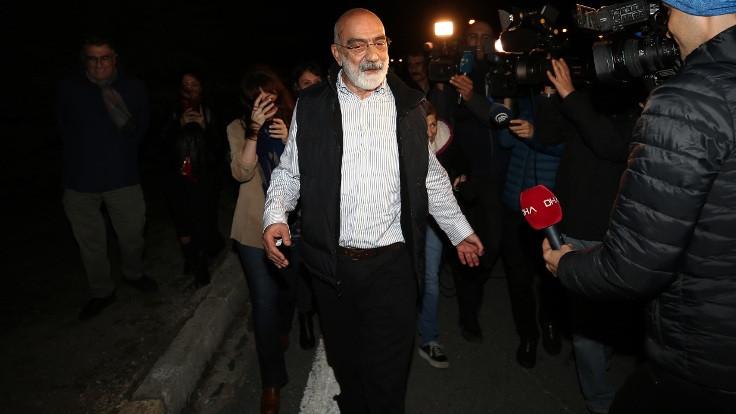 Ahmet Altan için iki onama bir bozma kararı