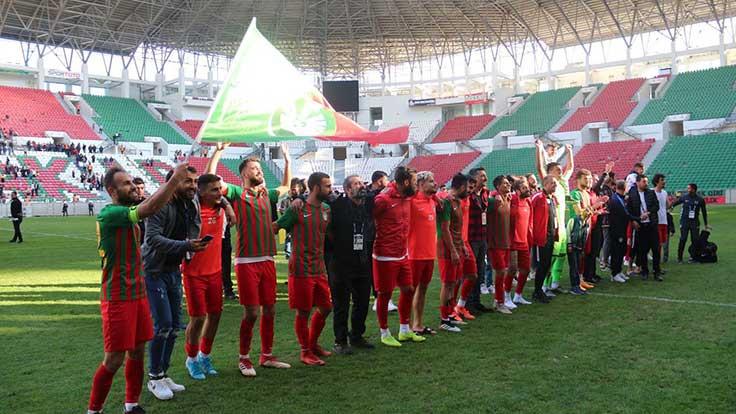 Amedspor-Yeni Çorumspor maç biletleri 1 TL