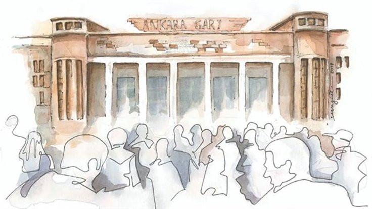 Emek, Barış ve Demokrasi Anıt Meydanı Fikir ve Tasarım Projesi Yarışması başladı
