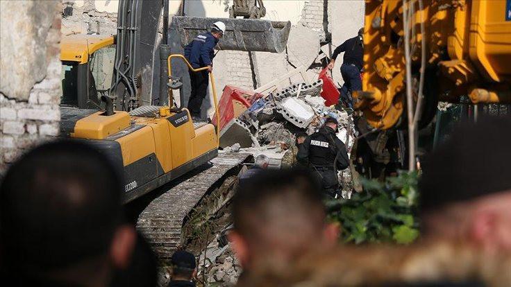 Arnavutluk depremi: Ölü sayısı 45'e çıktı