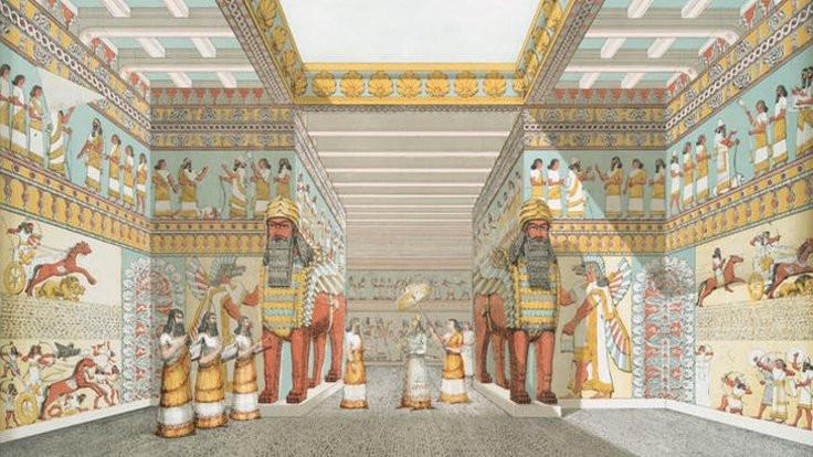 Asur İmparatorluğu'nu iklim değişikliği mi yıktı?