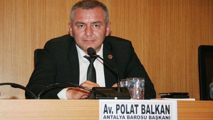 Antalya Barosu Başkanı: Sayın Feyzioğlu basit bir yalancısınız, çamura bulanıyorsunuz
