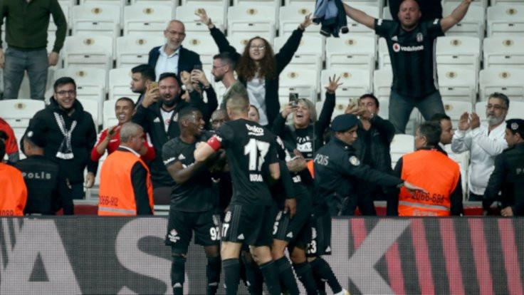 Beşiktaş ve Trabzon kazandı, yeni lider Sivas