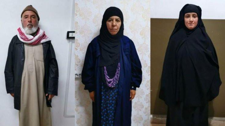 Fahrettin Altun: Bağdadi'nin kız kardeşi yakalandı