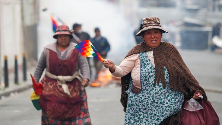 Bolivya krizinin ulusal ve bölgesel dinamikleri