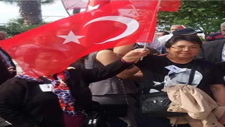 Erdoğan'ı eleştirdi, karakolluk oldu