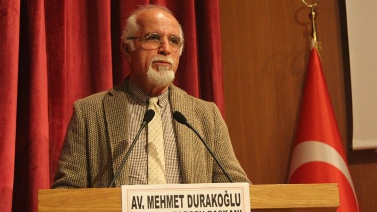 Durakoğlu: Yani İstanbul'da 27 tane baro mu olacak?
