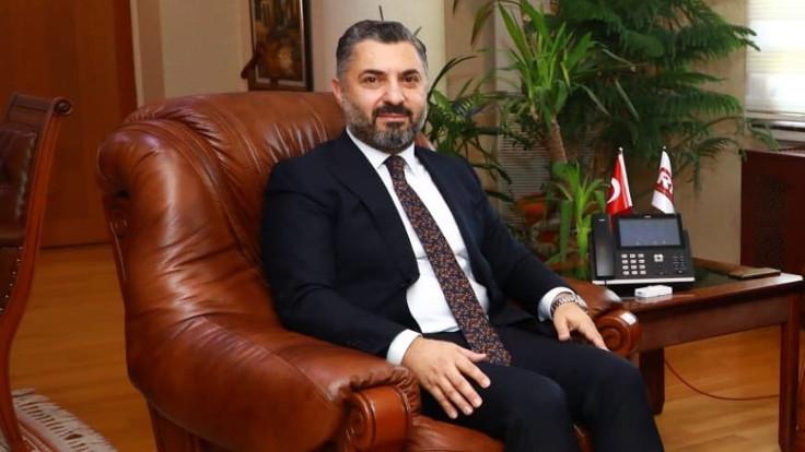 RTÜK Başkanı, TÜRKSAT'taki görevinden istifa etti