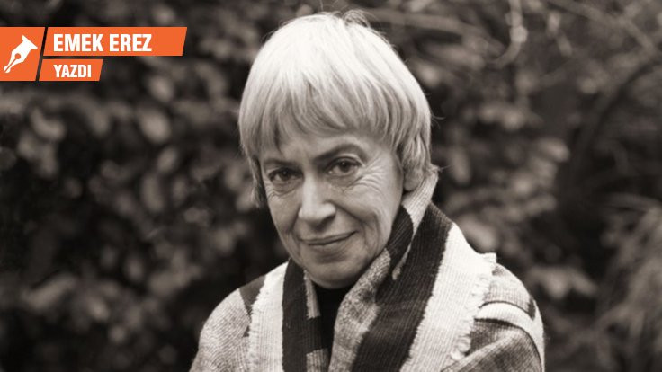 Ursula K. Le Guin'in şiirli vedası