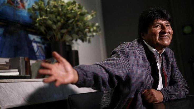 Morales: Her an dönebilirim