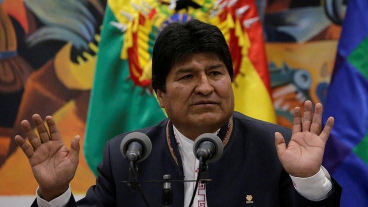 Morales: Barış için yeniden aday olmayacağım, feragat ediyorum