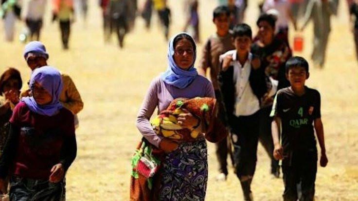 Fransa, 27 Ezidi kadını kabul etti