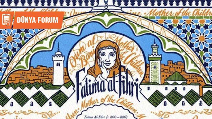 Fatma el-Fihri / Tarihte iz bırakan bir kadın