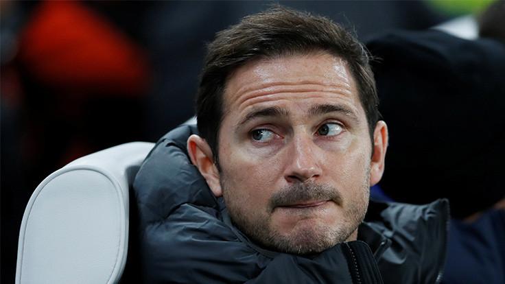 Lampard ceza yağdırıyor