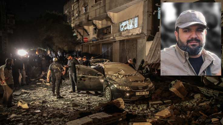 İslami Cihad komutanlarına suikast