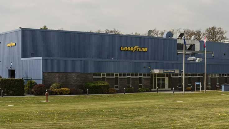 Goodyear 2 fabrikada üretime ara veriyor