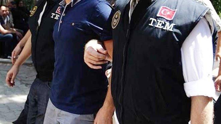 19 ilde 56 kişi gözaltına alındı