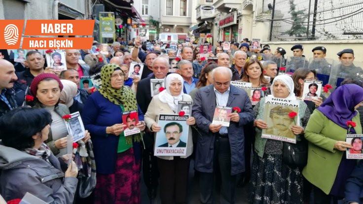 'Taleplerimiz, siyasal ahlak çağrısıdır'