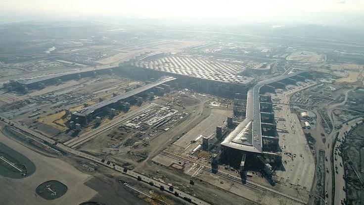 İstanbul Havalimanı'nda 300 işçi işbaşı yaptı